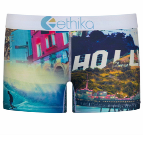 Ethika LA Biker Shorts (Big Kids Girls)