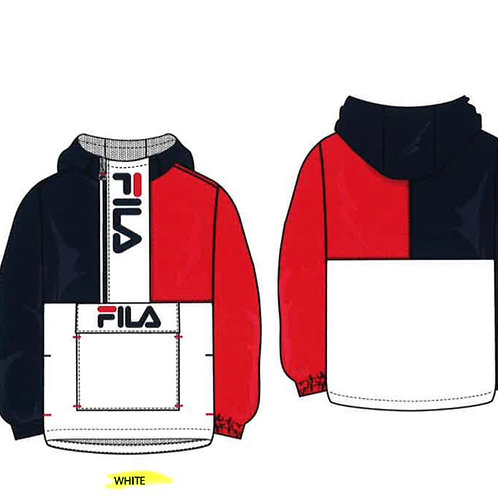 Half Zip FILA Windbreaker
