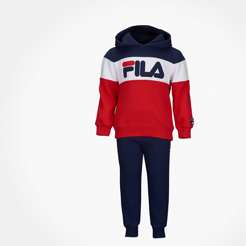FILA Toddler Hoodie & Joggers 2pc