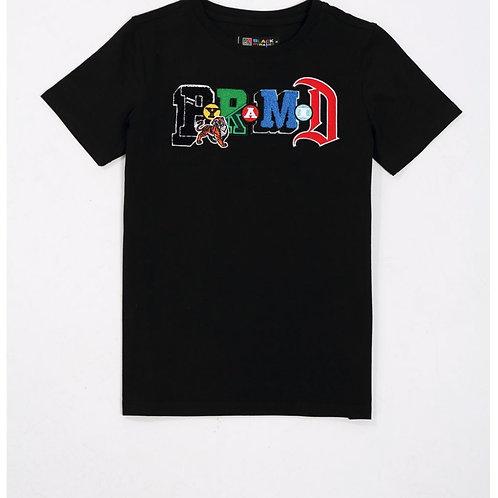 Collage Type Shirt