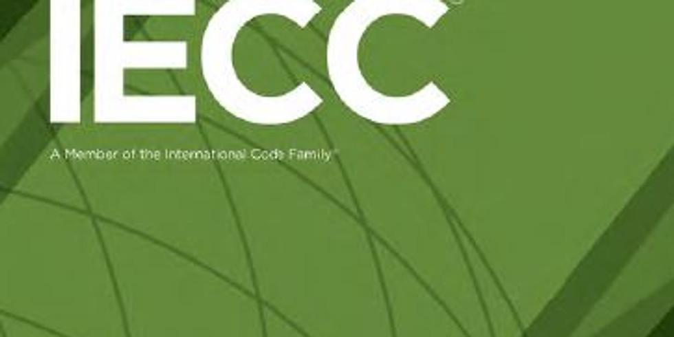 International Energy Conservation Code Updates