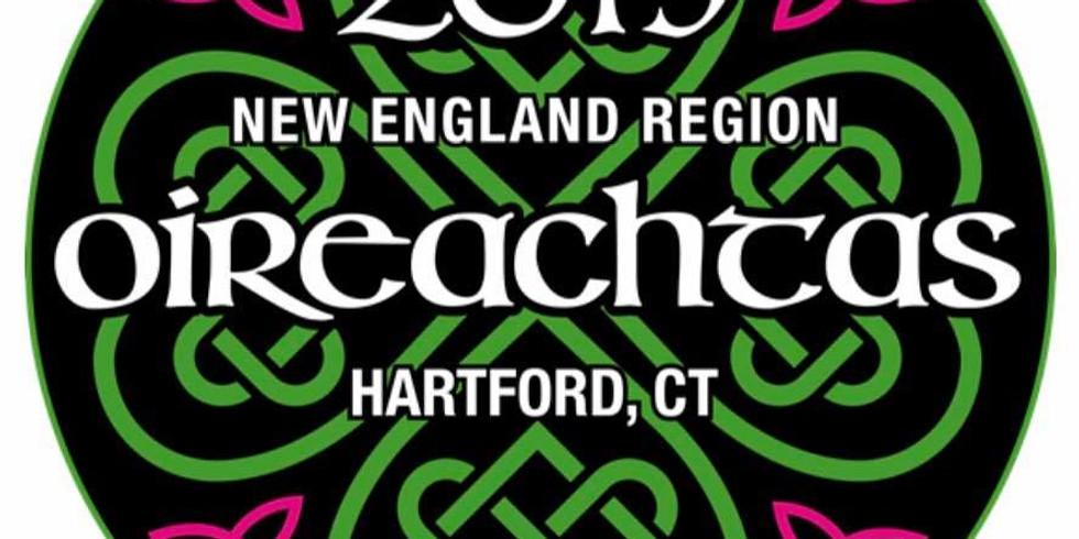 2019 New England Regional Oireachtas