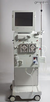 B BRAUN Dialog Dialysis Machine