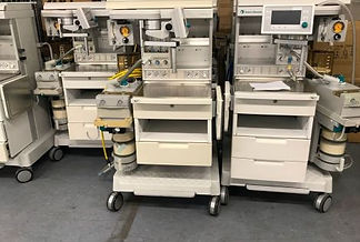 DATEX-OHMEDA AESTIVA 7900 Anesthesia Machine