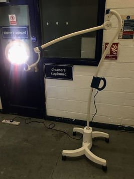BRANDON Medical LED OP Untersuchungslampe Exam Light