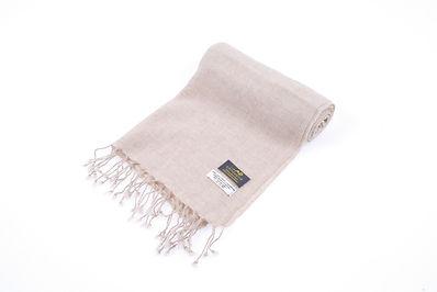 zentopia經典100%喀什米爾圍巾原色窄版BQCASF12306-2.jp