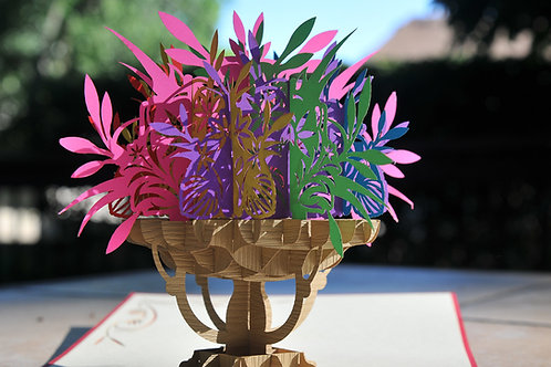 Flower Chalice (in various colors)
