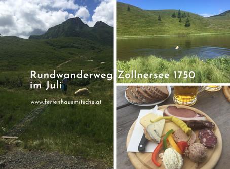 Rundwanderweg Zollnersee