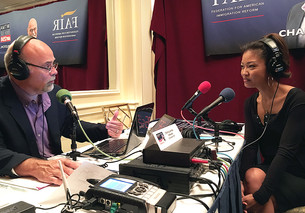 Michelle Malkin at the FAIR conference in Washington DC