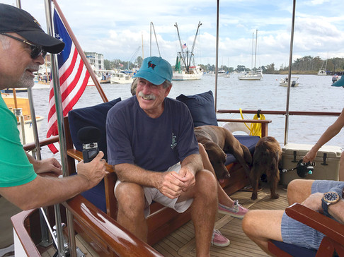 The Georgetown Wooden Boat Show