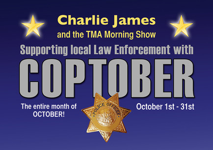 Fundraising for Local Law Enforcement