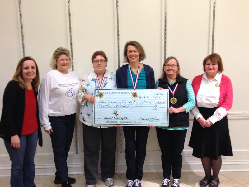 the 2013 Spelling Bee winners