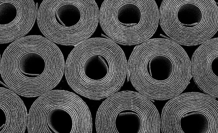 Roofing-felt-Rolls-of-Bitumen-or-asphalt