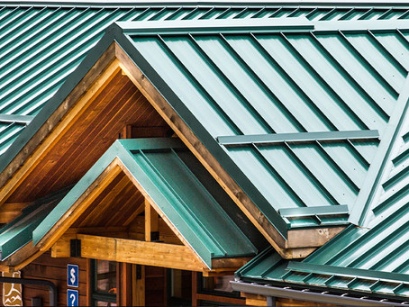Metal Roofing from United Materials, Ideal for Western Region