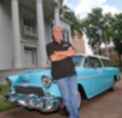 Governor Phil Bryant with his 1954 Chevy Nomad