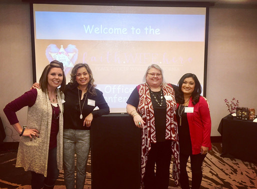 PEACE OFFICER WIVES CONFERENCE