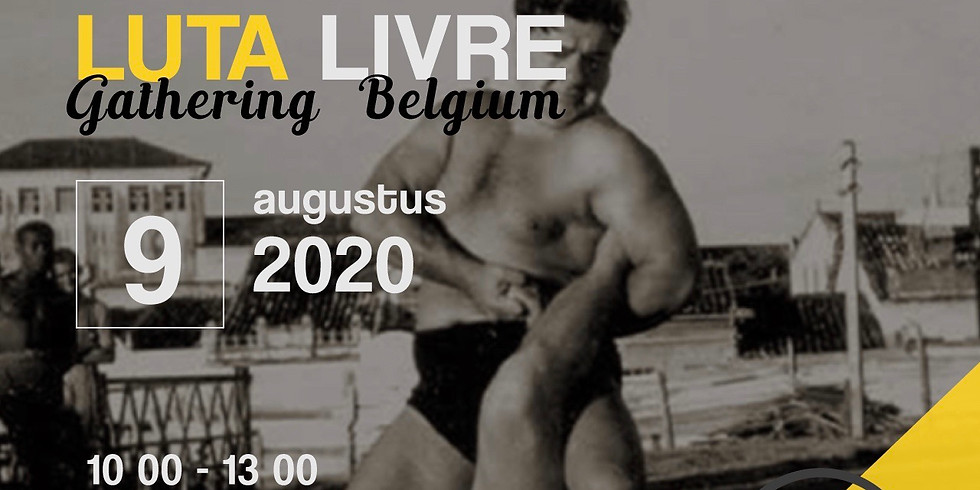 Luta Livre Gathering Belgium
