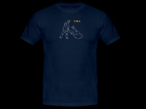 Grandmaster Navy Blue Trainingshirt