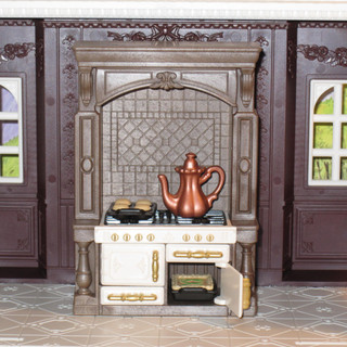 Gormet Kitchen Set
