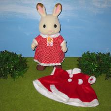 30 cm Chocolate Rabbit