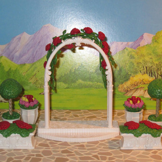 Floral Garden Set