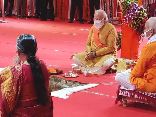 राम सबके हैं, राम सबमें हैं- प्रधानमंत्री मोदी