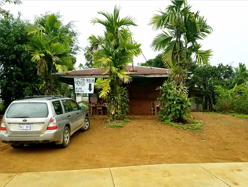 Established Restaurant, Home, & Rental Unit in Tinamaste