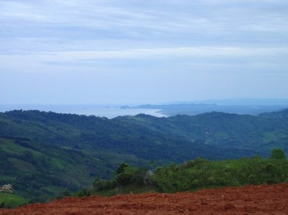 1.8 Hectares with Ocean View in Diamante Valley