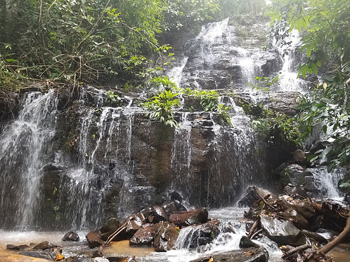 6 Hectares with Waterfalls in Platanillo