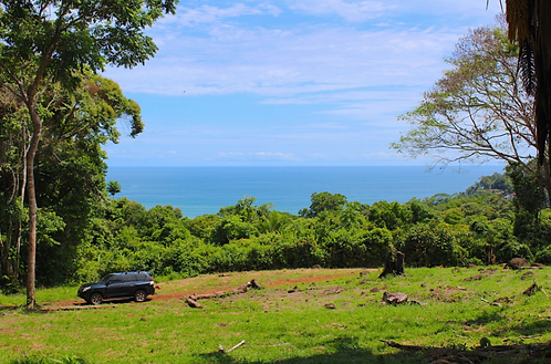4.8 Acres: All Usable Land with Ocean Views in Prime Dominicalito Location