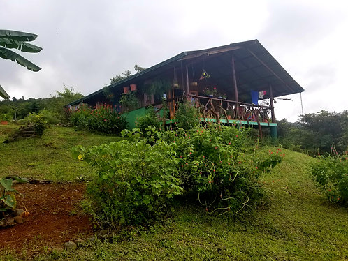 2 Bedroom on 2 Hectares in Diamante Valley