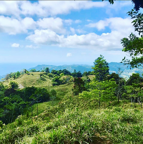 33 Hectares Above Uvita w/ Ocean View & Waterfalls