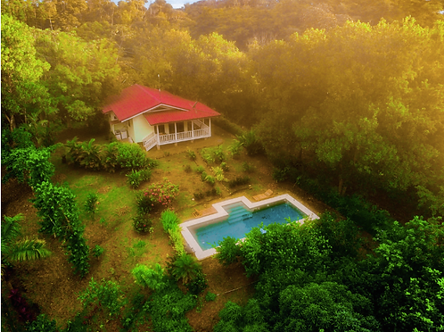Jungle-View Uvita Home with Pool