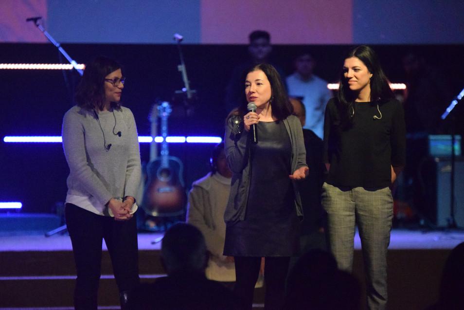 Rosita, Isa y Sofi Monterroso