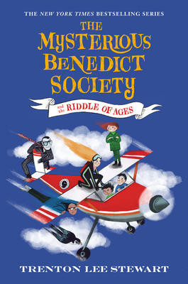 The Mysterious Benedict Society and the Riddle of Ages - Review Squad
