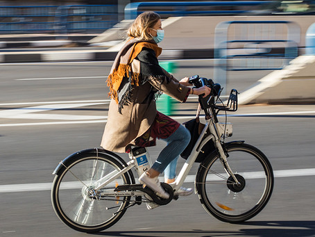 Benefits of Electric Bikes for Women Riders