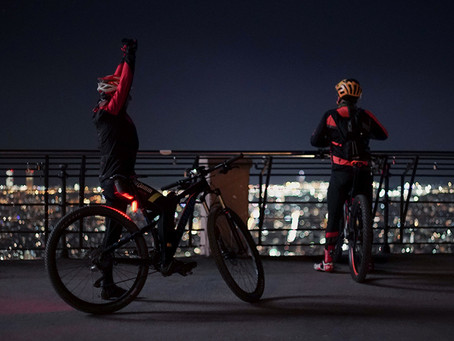 5 Tips for Riding Safely and Confidently in the Dark