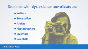 108: Extraordinary People with Dyslexia