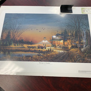 Welcome to Paridise - Terry Redlin print