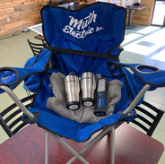 Muth Electric Gifts Package