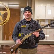 Henry Rifle Winner: Seth Hodges | Minnehaha County Sheriff's Office