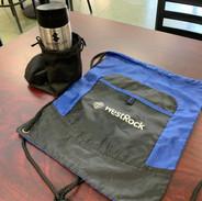 Tote Bag and Coffee Tumbler