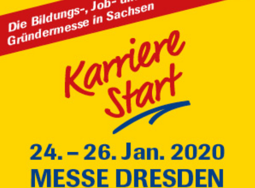 KarriereStart in Dresden (24.-26.01.)