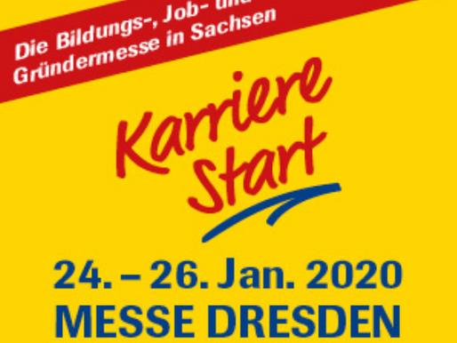 KarriereStart in Dresden (24.-26.01.)