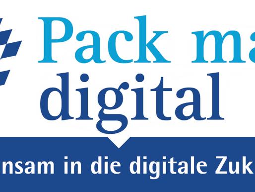 Neuer Partner: Pack ma´s digital
