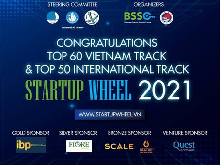 Carrect lọt Top 60 StartupWheel và bước tiến lớn tới thành phố Hồ Chí Minh và Hải Phòng
