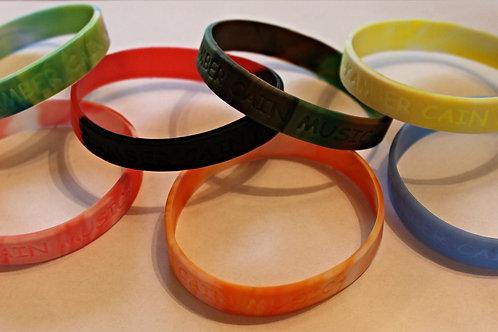 Kamber Cain Music Wristbands