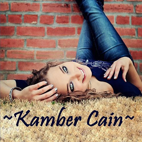 Kamber Cain EP CD