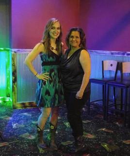 With Kimberly Smoak