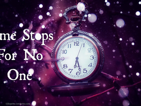 Time Stops For No One